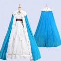 Fate/Grand Order FGO アナスタシア キャスター 永久凍土帝国 獣国の皇女 コスプレ衣装