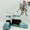 .hack//Link ドットハックリンク 九竜トキオ コスプレブーツ/靴