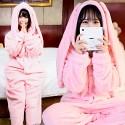 【即納品】A3!エースリー! 佐久間咲也 兎耳パジャマ イベント 夜を歩け! コスプレ衣装