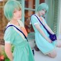 A3!エースリー! 夏組 瑠璃川幸 洋服 ワンピース コスプレ衣装
