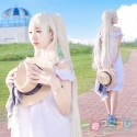 Fate/Grand Order FGO マリー・アントワネット 水着ワンピース キャスター コスプレ衣装
