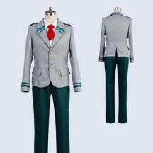 【女性S即納品】僕のヒーローアカデミア 緑谷出久 雄英高校制服 ヒロアカ 制服 コスプレ衣装