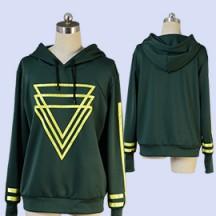 A3!エースリー! 夏組 斑鳩三角 私服コートのみ  改良版(緑) コスプレ衣装