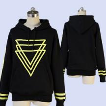 A3!エースリー! 夏組 斑鳩三角 私服コートのみ 改良版(黒) コスプレ衣装