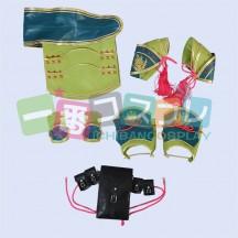 刀剣乱舞 小竜景光 戦闘服 コスプレ コスプレ衣装道具