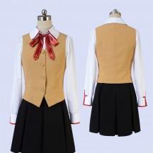 Fate/Grand Order 主人公 女子 魔術礼装 コスプレ衣装