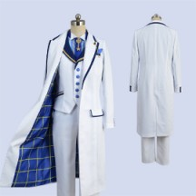 Fate/Grand Order アーサー・ペンドラゴン プロトタイプ 霊衣 ホワイトローズ コスプレ衣装