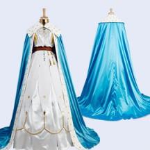 Fate/Grand Order FGO 永久凍土帝国アナスタシア 獣国の皇女 キャスター コスプレ衣装