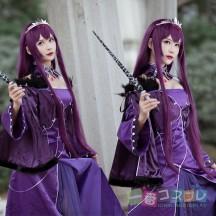 Fate/Grand Order FGO スカサハ=スカディ キャスター コスプレ衣装
