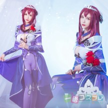 Fate/Grand Order FGO スカサハ=スカディ キャスター 二階 コスプレ衣装
