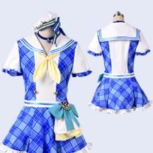 ラブライブ!スクールアイドルフェスティバル Nカード 桜坂しずく 一之瀬マリカ 演出服 コスプレ衣装