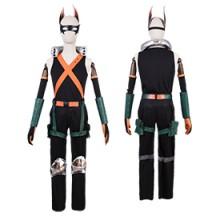 僕のヒーローアカデミア ヒロアカ 僕アカ 爆豪勝己 変身 戦闘服  コスプレ衣装 アニメ コスチューム