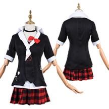 ニューダンガンロンパ 希望の学園と絶望の高校生 江ノ島盾子 コスプレ衣装