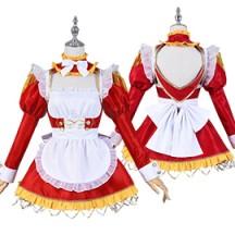 Fate/Grand Order FGO ネロ メイド服 コスプレ衣装