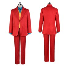Joker ジョーカー アーサー・フレック コスプレ衣装