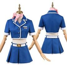 Re:ゼロから始める異世界生活 リゼロ ラム ルグニカAirLines コスプレ衣装