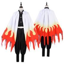 鬼滅の刃 煉獄杏寿郎 コスプレ衣装