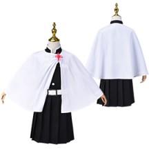 鬼滅の刃 栗花落カナヲ 子供用 コスプレ衣装