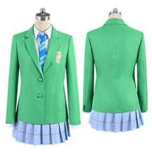 さよなら私のクラマー 蕨青南高校 周防 すみれ 恩田 希 曽志崎 緑 制服 コスプレ衣装