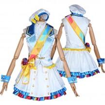 ラブライブ! 虹ヶ咲学園スクールアイドル同好会 ニジガク レインボーローズ 中須 かすみ なかす かすみ コスプレ衣装