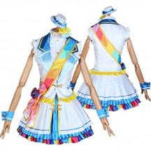 ラブライブ! 虹ヶ咲学園スクールアイドル同好会 ニジガク レインボーローズ 上原 歩夢 うえはら あゆむ コスプレ衣装