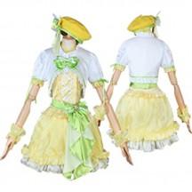 ラブライブ! スクスタ 虹ヶ咲学園スクールアイドル同好会 ニジガク TOKIMEKI Runners 中須 かすみ なかす かすみ コスプレ衣装