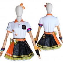 ラブライブ!サンシャイン!! UNIT LIVE ADVENTURE 2020 Braveheart Coaster 高海 千歌 たかみ ちか コスプレ衣装