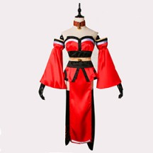 Fate/Grand Order 玉藻の前 キャスター Caster コスプレ衣装