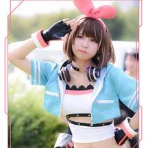人気YouTuber Kizuna AI キズナアイ コスプレ衣装