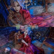 IdentityV 第五人格 血の女王 マリー・アントワネット コスプレ衣装