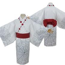 鬼滅の刃 累 子供用 着物  コスプレ衣装