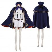 Fate/Grand Order FGO 5周年 アルトリア・ペンドラゴン コスプレ衣装