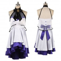 Fate/Grand Order FGO Waltz マシュ・キリエライト ドレス コスプレ衣装