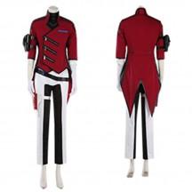 HELIOS Rising Heroes エリオスR マリオン・ブライス 戦闘服 コスプレ衣装