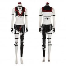 Fate/Grand Order FGO 黒ジャンヌ・ダルク セーラー服 コスプレ衣装