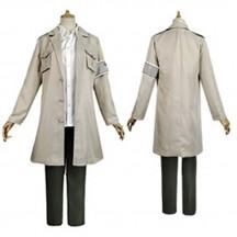進撃の巨人 調査兵団 エレン  コスプレ衣装