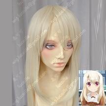 Fate/kaleid liner プリズマ☆イリヤ イリヤスフィール・フォン・アインツベルン コスプレウィッグ