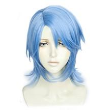 Kingdom Hearts III Aqua キングダム ハーツIII アクア コスブレウィッグ