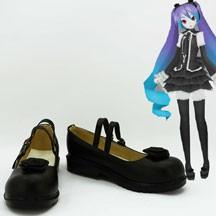 VOCALOID ボーカロイド 初音ミク コスプレブーツ/靴