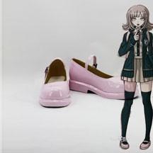 スーパーダンガンロンパ2 さよなら絶望学園 七海千秋 コスプレブーツ/靴