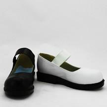 ダンガンロンパ 希望の学園と絶望の高校生 モノクマ コスプレ靴