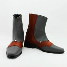 BLAZBLUE ブレイブルー ハザマ ユウキ=テルミ コスプレ靴