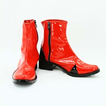 新世紀エヴァンゲリオン EVA アスカ コスプレ靴