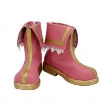 BanG Dream! バンドリ! 牛込りみ りみりん コスプレ靴/ブーツ