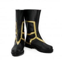 Fate/Grand Order マーリン コスプレ靴/ブーツ