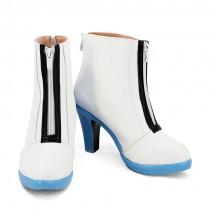 Fate/EXTRA ネロ・クラウディウス セイバー Saber Bride コスプレ靴/ブーツ