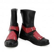 デッドプール ウェィド・ウィルソン コスプレ靴/ブーツ