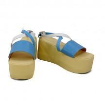 Fate/extella FGO 玉藻の前 水着 コスプレ靴/ブーツ