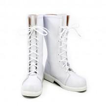 はたらく細胞 白血球 コスプレ靴/ブーツ