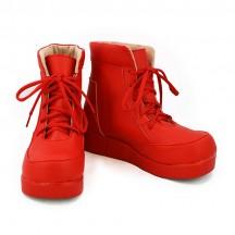はたらく細胞 赤血球 コスプレ靴/ブーツ